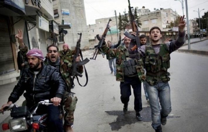 США предоставили сирийским повстанцам оружие