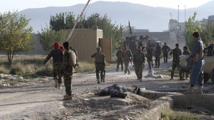 Экстремисты группировки «Талибан» штурмовали еще один город в Афганистане