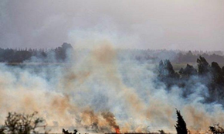 Сирийские войска начали наступление против повстанческих группировок