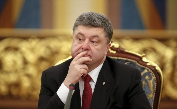 В Кремле рассказали, что думают о желании Порошенко вернуть Донбасс и Крым