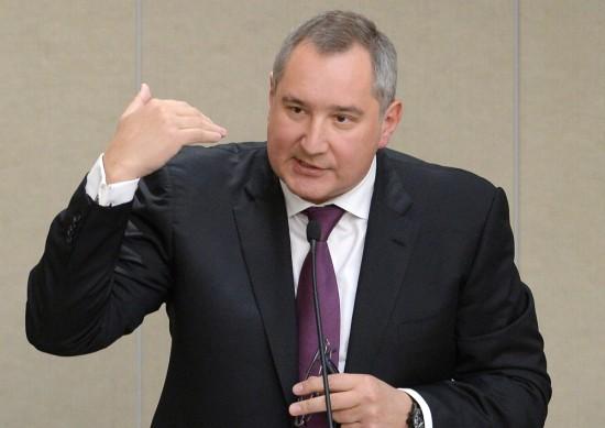 Россия не может догнать США в космической отрасли, - вице-премьер Рогозин