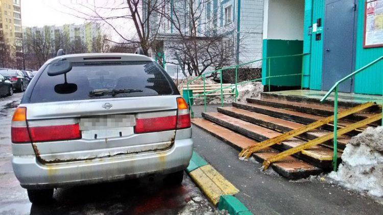 Мастера парковки 100 lvl, 50 смешных фото