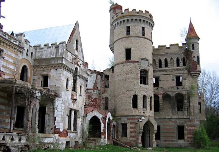 50 фото красивых замков мира
