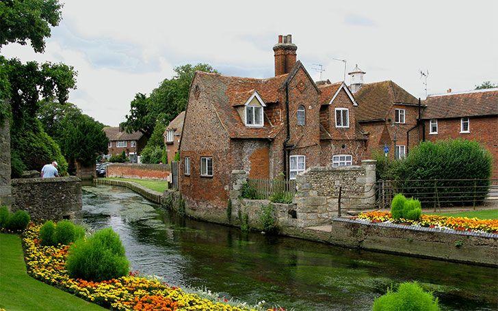 Живописные места Англии, 20 фото