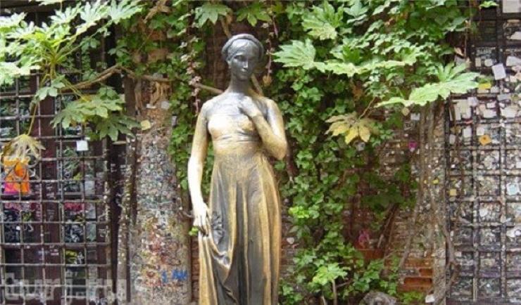 Памятник Джульетте, Верона