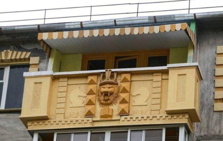 """Оригинальные балконы из серии """"нарочно не придумаешь"""", 40 фото"""