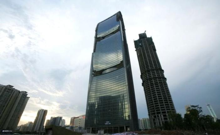 Самые оригинальные небоскребы мира