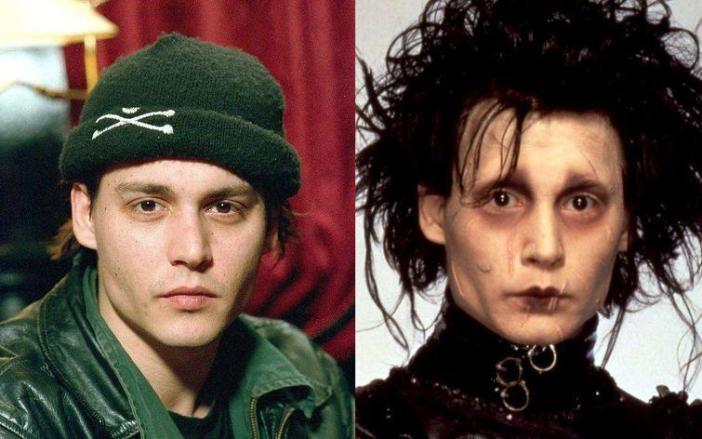 Потрясающий грим: фото актеров до и после