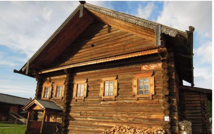 Какими 100 лет назад были интерьеры русских изб