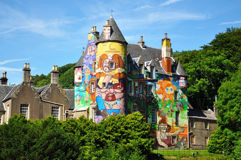 30 уличных граффити, которые вам захочется увидеть в своем городе