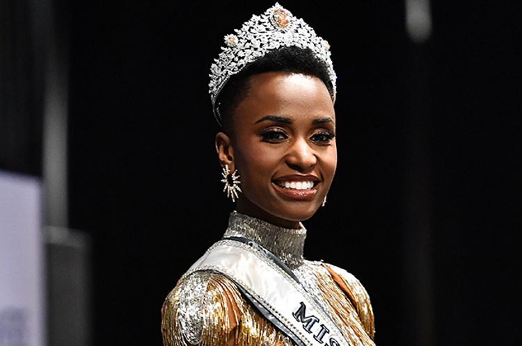 Самые красивые победительницы конкурса «Мисс Вселенная»