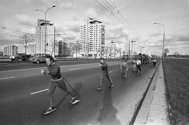 Sport v SSSR