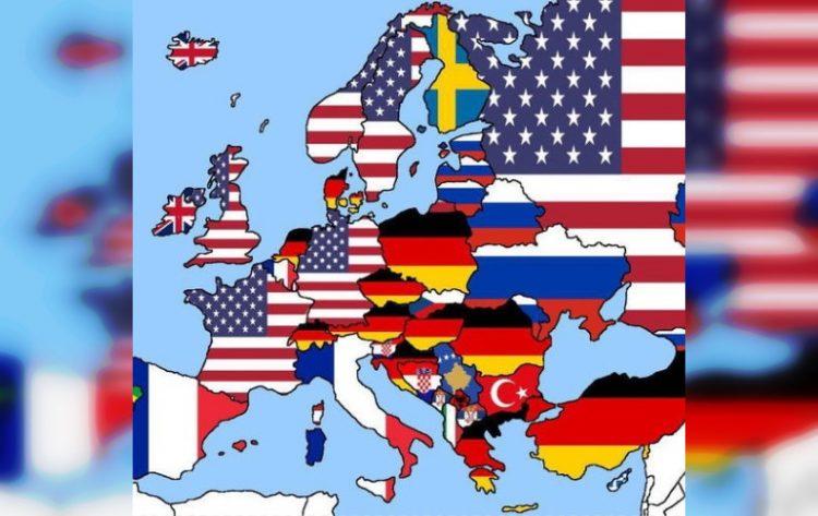 30 нестандартных карт, которые покажут наш мир с других сторон