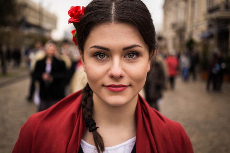 Атлас красоты: 30 лучших портретов женщин со всего мира