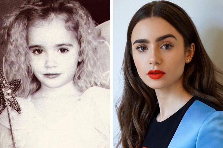 Детские фото знаменитостей, когда они еще не подозревали о предстоящей славе