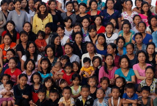 Сколько Бог даст: самые многодетные семьи в мире